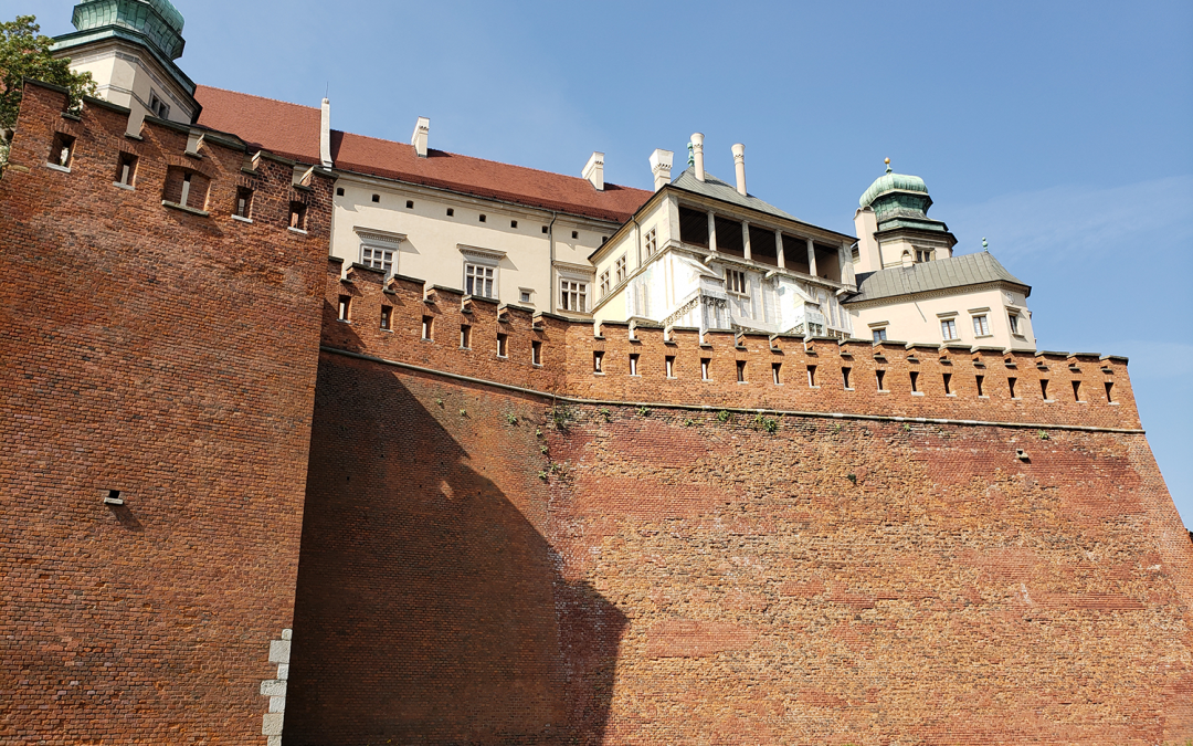 The Vacationing Dr. Wine in Kraków Poland – Part 1